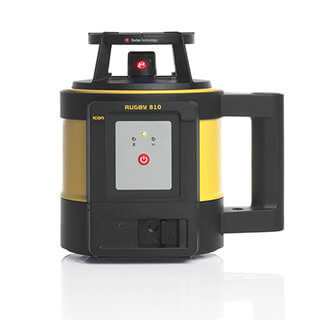 Leica Rugby 810 Laser Level Kit